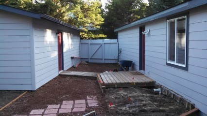 3 Breezeway Before