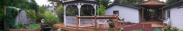 4 Munson Backyard After
